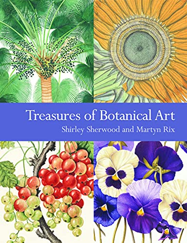 9781842463680: Treasures of Botanical Art: Icons from the Shirley Sherwood and Kew Collections