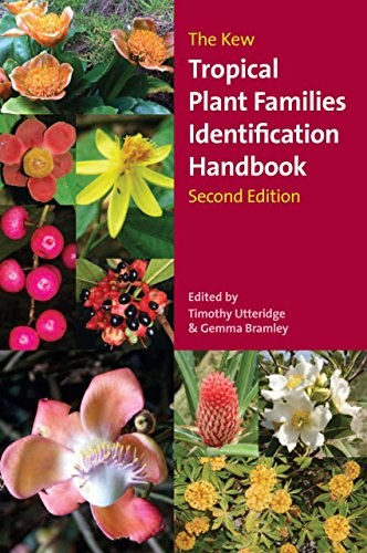 9781842466025: The Kew Tropical Plant Families Identification Handbook: Second Edition