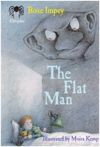 9781842482100: The Flat Man (Creepies)