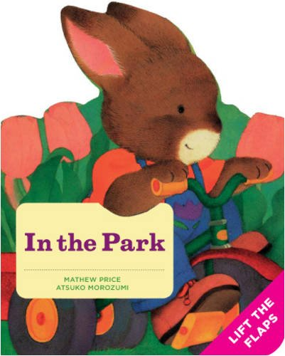9781842482469: In the Park (Baby Bunny Board Books (Mathew Price))