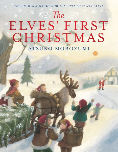9781842482575: The Elves' First Christmas