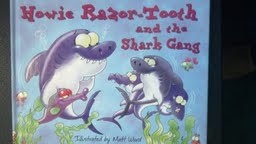 Ocean Tales: Howie Razor-Tooth & the Shark: Janet Allison Brown