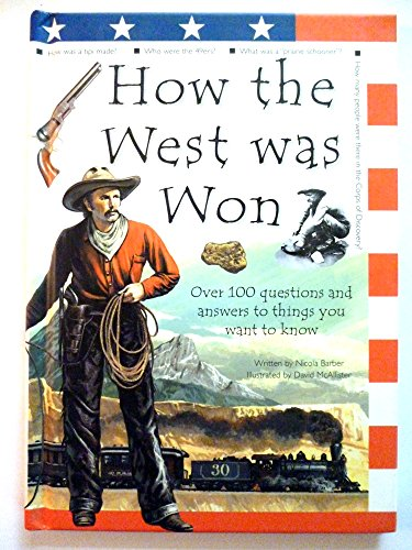 How the West was Won: Barber, Nicola