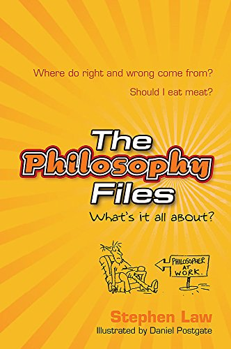 9781842550533: The Philosophy Files