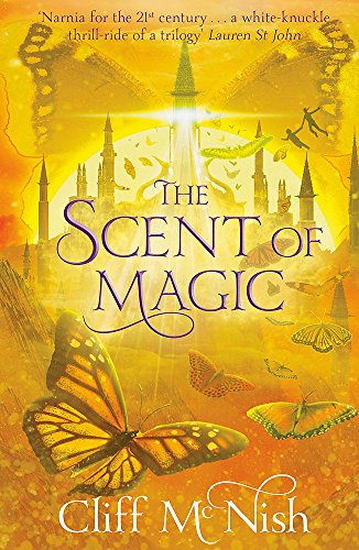 9781842550540: The Scent of Magic (Book 2 of The Doomspell Trilogy)