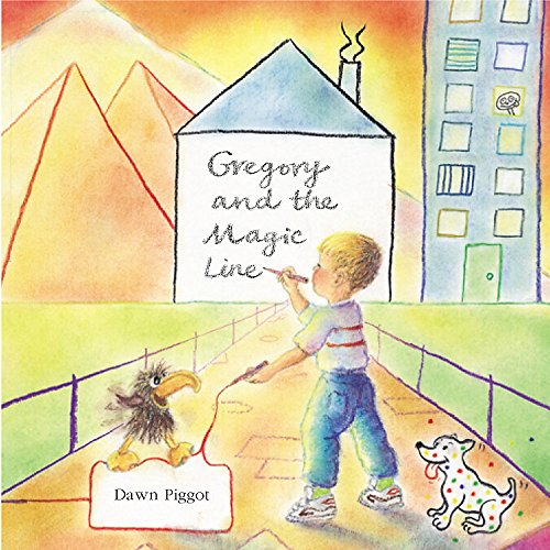 9781842550649: Gregory and the Magic Line