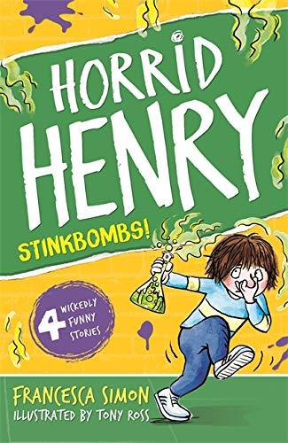 9781842550663: Horrid Henry's Stinkbomb