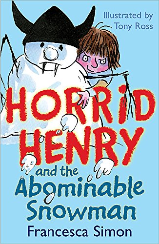 9781842550700: Horrid Henry and the Abominable Snowman