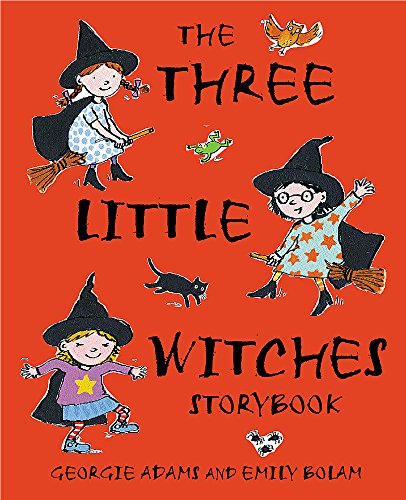 9781842550748: The Three Little Witches Storybook (Early Reader)