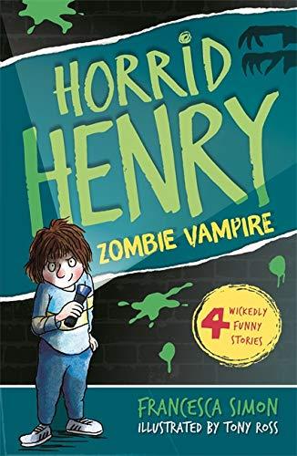 9781842551356: Zombie Vampire: Book 20 (Horrid Henry)