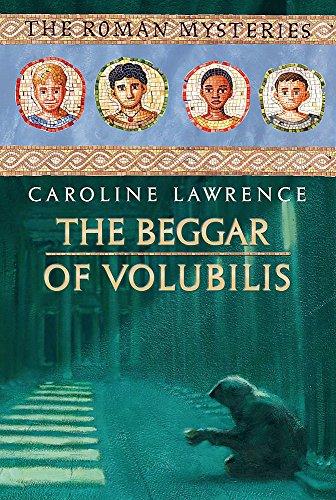 9781842551899: The Beggar of Volubilis (The Roman Mysteries)