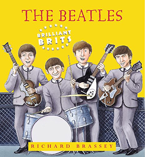 9781842552292: Brilliant Brits: The Beatles