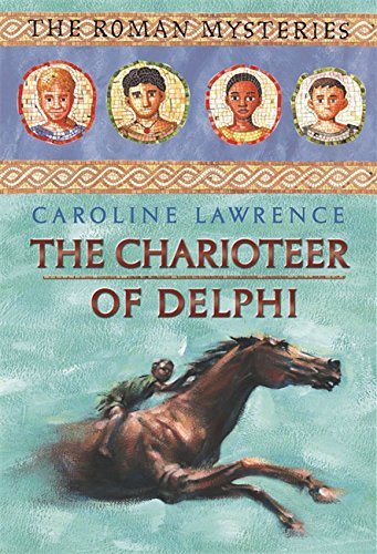 9781842552568: The Charioteer of Delphi (The Roman Mysteries)