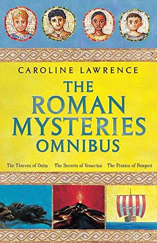 9781842555033: The Roman Mysteries Omnibus