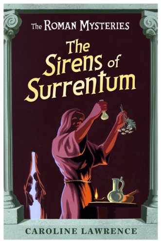 9781842555064: The Sirens of Surrentum: Book 11 (The Roman Mysteries)
