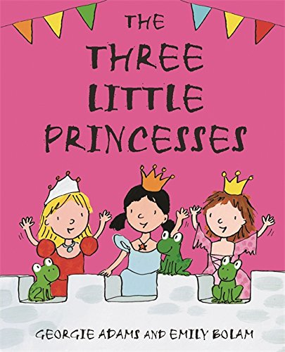 9781842555354: The Three Little Princesses (Early Reader) (Pack)