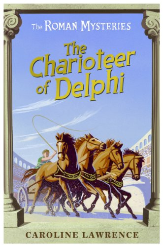 9781842555446: The Charioteer of Delphi (The Roman Mysteries)