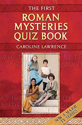 9781842555941: The First Roman Mysteries Quiz Book (The Roman Mysteries)
