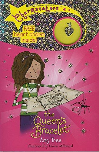The Queen's Bracelet (Charmseekers): Adams, Georgie