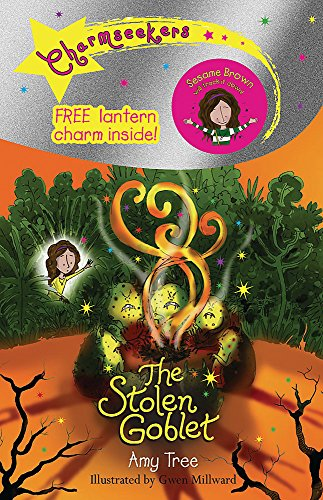 9781842556566: The Stolen Goblet: Book 6 (Charmseekers)