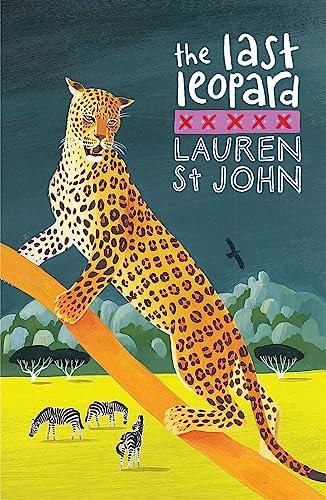 9781842556672: The White Giraffe Series: The Last Leopard: Book 3