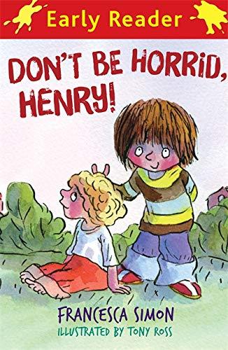 9781842556726: Don't Be Horrid, Henry! (Early Reader)