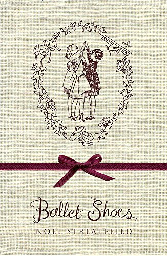 Ballet Shoes 9781842556795 A beautiful hardback gift edition of the beloved children's book BALLET SHOES, featuring the classic illustrations by Ruth Gervis. Elegantly designed with a cloth-bound cover and ribbon embellishment, this is the perfect present for young dancers and readers, or for any lover of classics. BALLET SHOES is the story of Pauline, Petrova and Posy Fossil, three very different girls who were each adopted as an orphaned baby by the eccentric explorer, Gum. After leaving the children in the care of his niece Sylvia in London, he returns to exploring, promising to come back in five years' time. At first, the girls lead privileged and sheltered lives in the comfort of wealth. But after five years go by and Gum fails to return, Sylvia's money starts to run out. Things begin to look bleak for Sylvia and the Fossil girls until they hit on an inspired idea: Pauline, Petrova and Posy will take to the stage. But it's not long before the Fossils learn that there's more to being a star than they thought. Originally published in 1936, Noel Streatfeild's BALLET SHOES is a story of family, friendship and growing up that stands the test of time and is loved by generations.