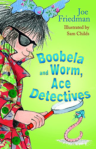 9781842556801: Boobela and Worm, Ace Detectives