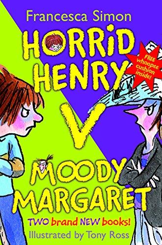 9781842556870: Horrid Henry versus Moody Margaret: