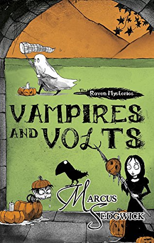 9781842556962: Vampires and Volts (The Raven Mysteries book 4)
