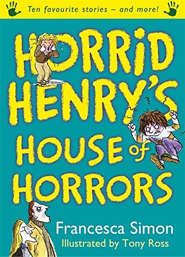 9781842557075: Horrid Henry's House of Horrors