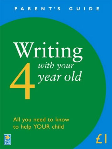 9781842580127: Writing with Your 4 Year Old (Parent's Guide)
