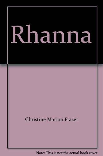 Rhanna (1842620789) by Christine Marion Fraser