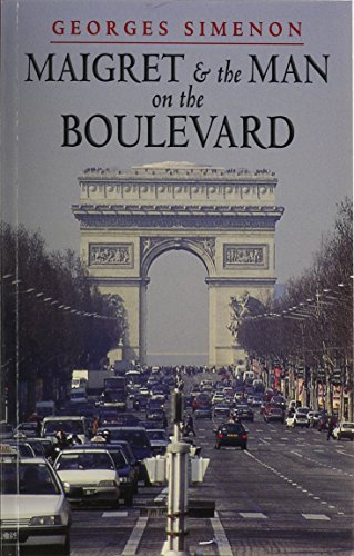 9781842620960: Maigret and the Man on the Boulevard