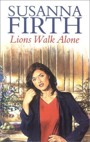 9781842621691: Lions Walk Alone (Dales Romance)
