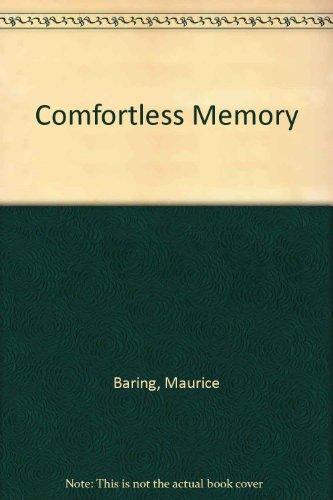 Comfortless Memory: Maurice Baring