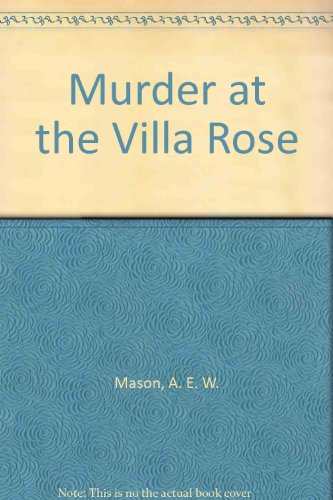 9781842626221: Murder at the Villa Rose