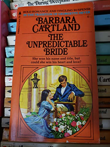 9781842627624: The Unpredictable Bride