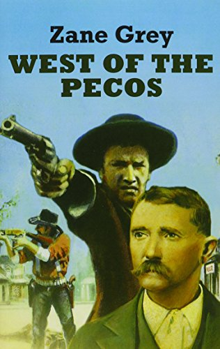 9781842629017: West Of The Pecos