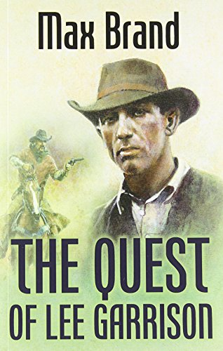 9781842629642: The Quest Of Lee Garrison