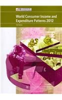 9781842645499: World Consumer Income and Expenditure Patterns 2012 (World Consumer Income & Expenditure Data)