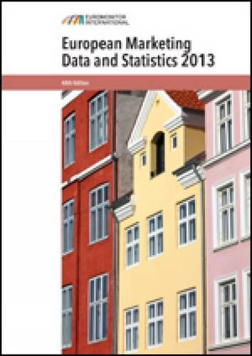9781842645871: European Marketing Data and Statistics 2013 (European Marketing Data & Statistics)