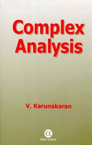 9781842650301: Complex Analysis