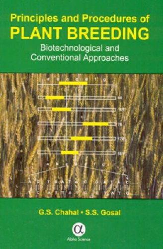 9781842650363: Principles And Procedures of Plant Breeding: Biotechnological And Conventional Approaches
