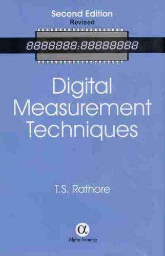 Digital Measurement Techniques: T.S. Rathore