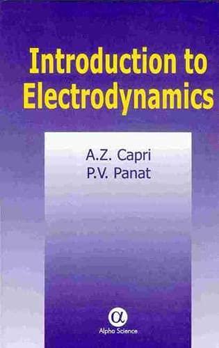 9781842650653: Introduction to Electrodynamics