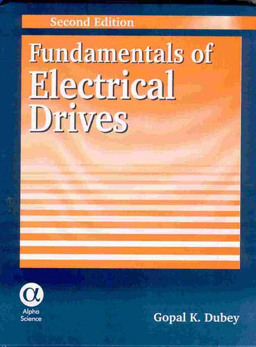 9781842650837: Fundamentals of Electrical Drives