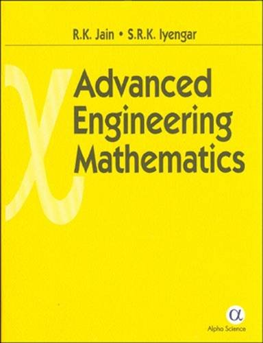 9781842650868: Advanced Engineering Mathematics