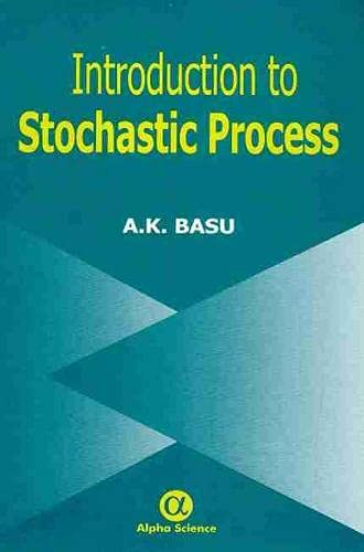9781842651056: Introduction to Stochastic Process
