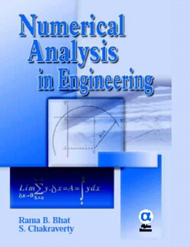 9781842651216: Numerical Analysis In Engineering